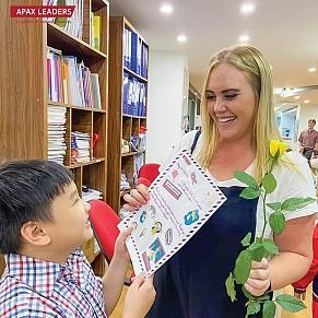 NGÀY HỘI TRI ÂN THẦY CÔ TẠI APAX LEADERS - HAPPY TEACHERS' DAY!