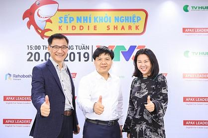 Shark Thủy sẽ đầu tư 100 tỷ đồng cho các bạn nhỏ từ 7 – 14 tuổi nếu có ước mơ khởi nghiệp