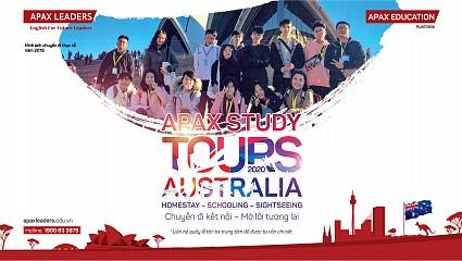 APAX STUDY TOUR 2020 – CHUYẾN ĐI KẾT NỐI, MỞ LỐI TƯƠNG LAI