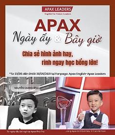 'Apax Ngày ấy - Bây giờ': MiniGame hay dành cho tất cả Apaxers!