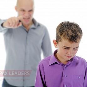 Cha mẹ gây tổn thương con cái