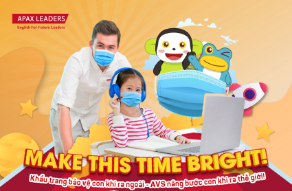 Make this time bright!